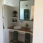 13 Green Bathroom