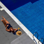 Rooftop Pool Monte Gordo Algarve